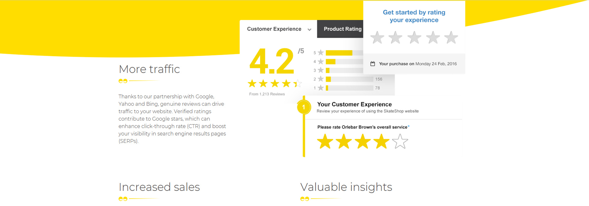 How online reviews improve conversion rates, SEO and consumer trust